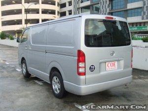 Toyota Hiace 3.0M (COE till 08/2024)