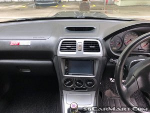 Subaru Impreza 1.6M (COE till 04/2023)
