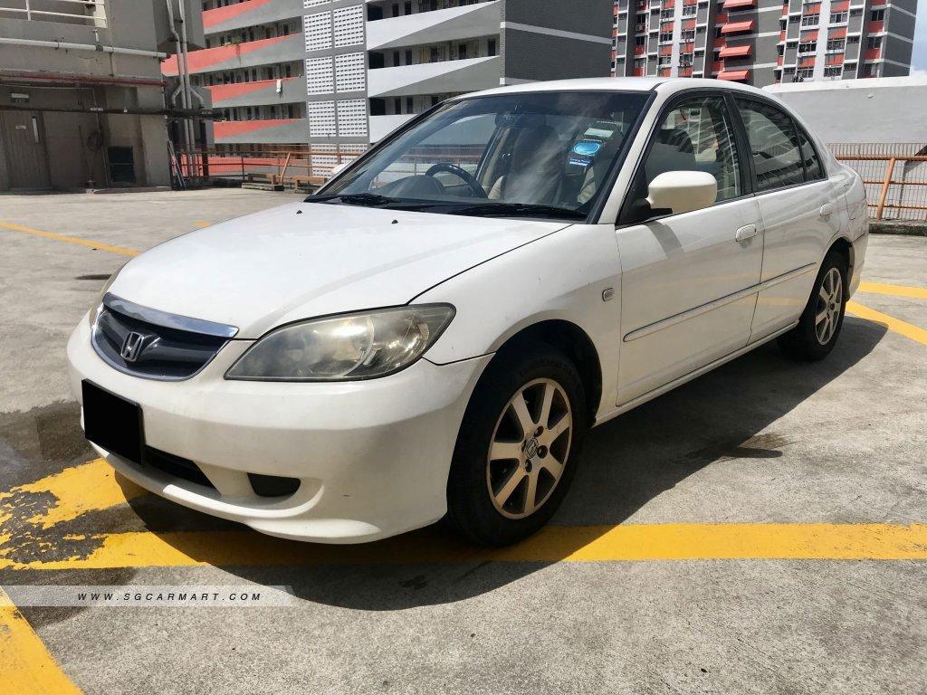 Honda Civic 1.6A VTi (COE till 09/2020)