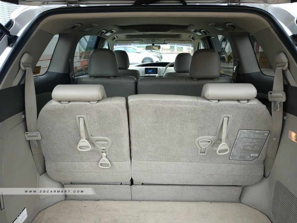 Toyota Estima 2.4A X (New 10-yr COE)