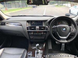 BMW X3 xDrive20i Panoramic Roof