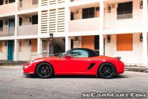 Porsche Boxster S 3.4A Tip (COE till 07/2028)
