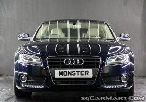Audi A5 Coupe 2.0A TFSI Quattro (New 10-yr COE)