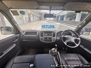 Nissan Urvan (COE till 05/2024)
