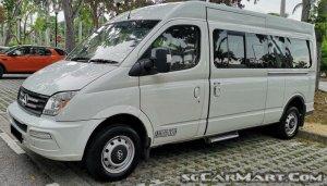 Maxus V80 Commuter 2.5M