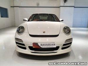 Porsche 911 Carrera Coupe PDK (COE till 04/2029)