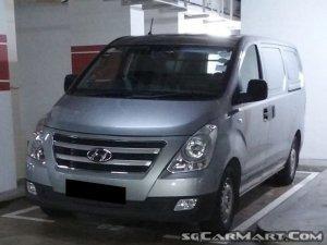 Hyundai Starex 2.5A