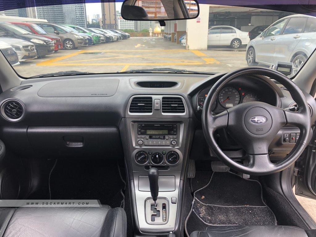 Subaru Impreza 1.6A (COE till 11/2022)