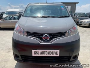 Used Nissan NV200 1 5M Vehicle For Sale In Singapore, KSL