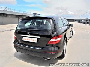 Used Mercedes-Benz R-Class R300L Car for Sale In Singapore, Grande