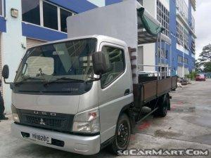 Mitsubishi Fuso Canter FE83 (COE till 07/2022)