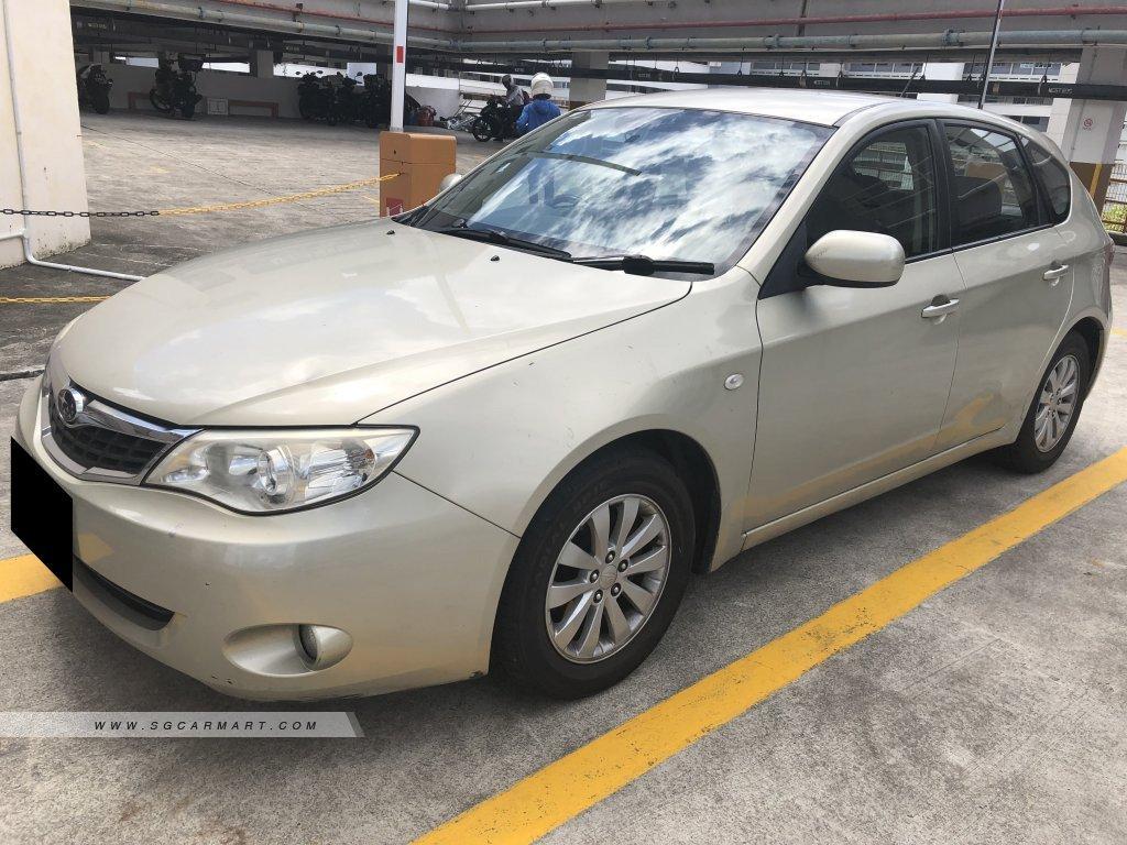 Subaru Impreza 5D 1.5R