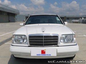 Mercedes-Benz 200E (COE till 11/2028)