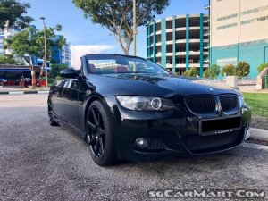 BMW 3 Series 320i Convertible (COE till 03/2029)