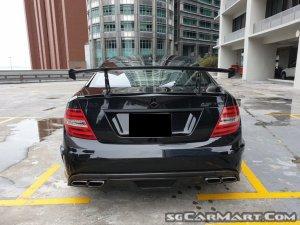 Mercedes-Benz C-Class C63 Coupe AMG Black Series