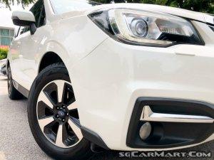 Subaru Forester 2.0i-L Sunroof