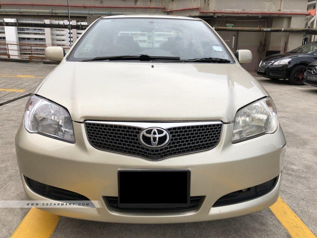 Toyota Vios 1.5A E (COE till 11/2020)