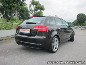 Audi A3 Sportback 1.4A TFSI