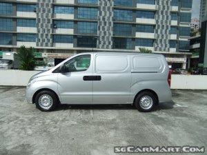 Hyundai Starex 2.5A CRDi (New 5-yr COE)