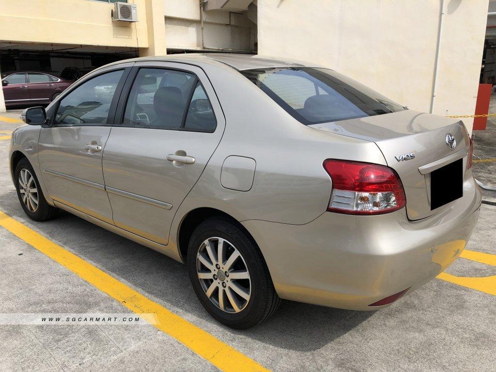 Toyota Vios 1.5A E (COE till 02/2023)