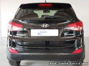 Used Hyundai Tucson 2 0a Car For Sale In Singapore Presto Expat