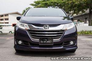Honda Odyssey 2.4A EX-S 8-Seater