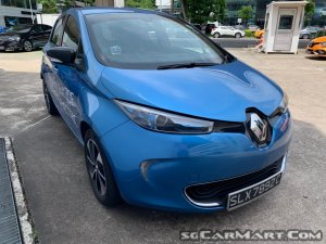Renault Zoe Electric
