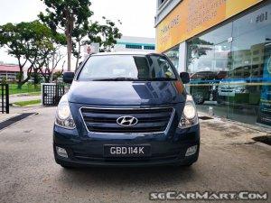 Hyundai Starex 2.5A CRDi