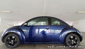 Volkswagen New Beetle 1.6A (COE till 01/2029)