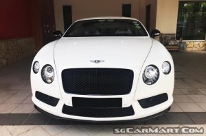 Bentley Continental GT 4.0A V8 S