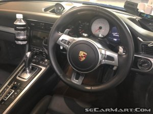 Porsche 911 Carrera S Cabriolet 3.8A PDK