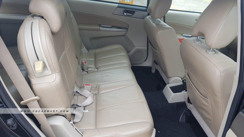 Subaru Exiga 2.0A (New 10-yr COE)