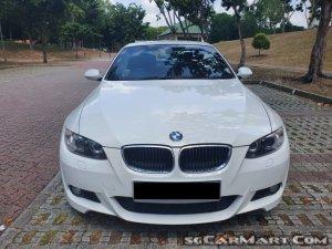 BMW 3 Series 320i Convertible (COE till 08/2029)