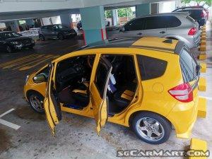 Honda Fit 1.3A G Skyroof (COE till 04/2029)
