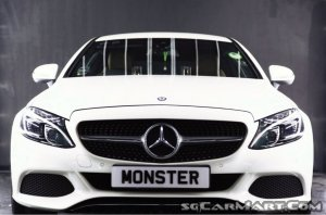 Mercedes-Benz C-Class C200 Coupe