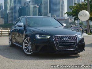 Used Audi RS4 Avant 4 2A FSI Quattro Car for Sale In