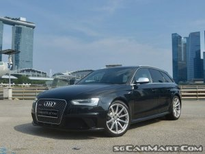Used Audi RS4 Car for Sale in Singapore, Carwhiz Selections