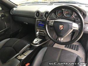 Porsche Boxster S 2.7A (COE till 12/2028)