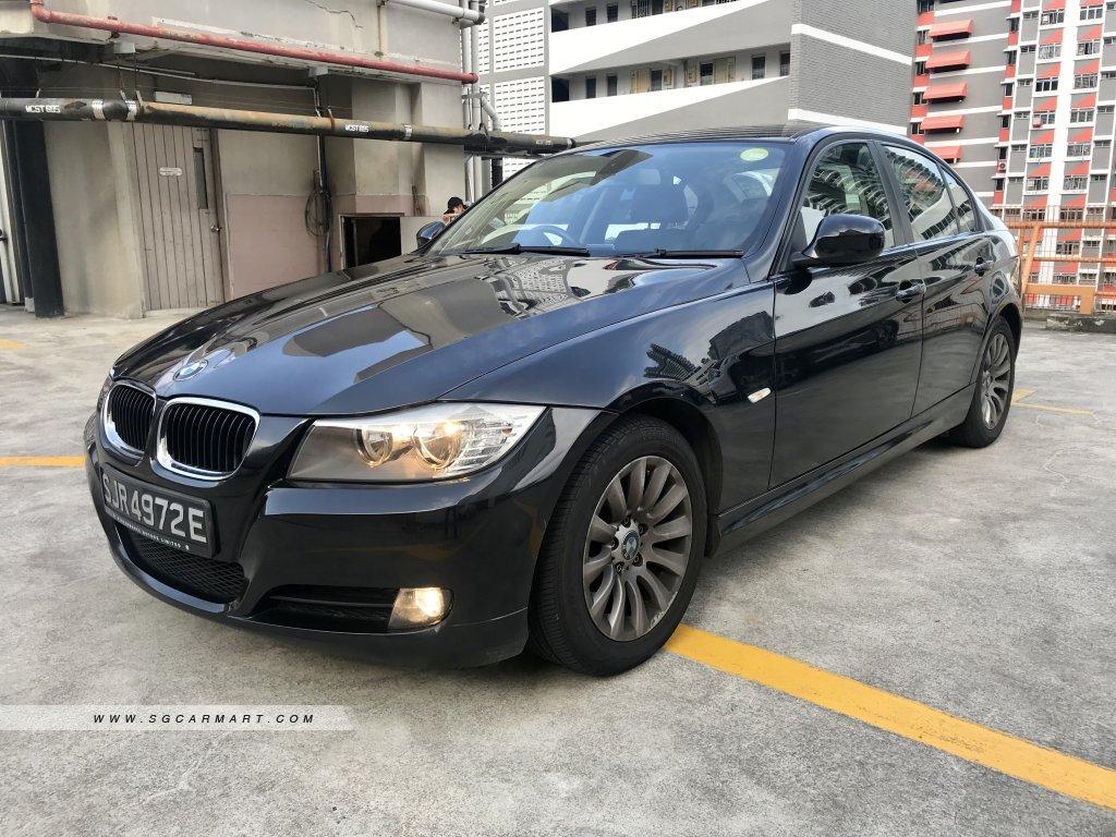 BMW 3 Series 318i (COE till 06/2024)