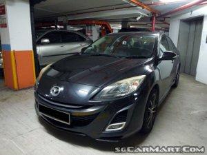 Mazda 3 2.0A Luxury (New 5-yr COE)