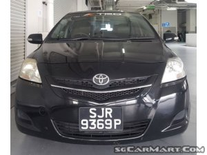 Toyota Vios 1.5M E (New 5-yr COE)