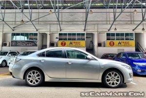 Mazda 6 2.5A R (New 10-yr COE)