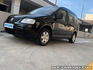 Volkswagen Caddy 2.0M (COE till 05/2024)