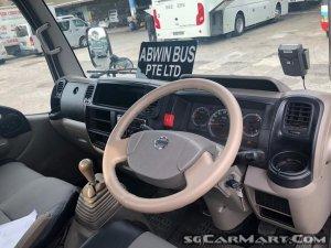 Nissan Cabstar (New 5-yr COE)