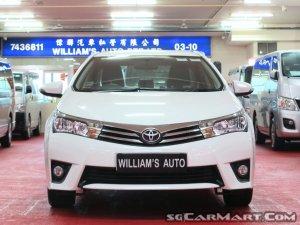 Toyota Corolla Altis 1.6A Classic