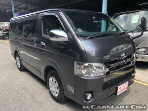 Toyota Regius Ace 2.8A Super GL Dark Prime II
