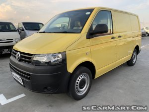 Used Volkswagen Transporter 2 0A Vehicle For Sale In
