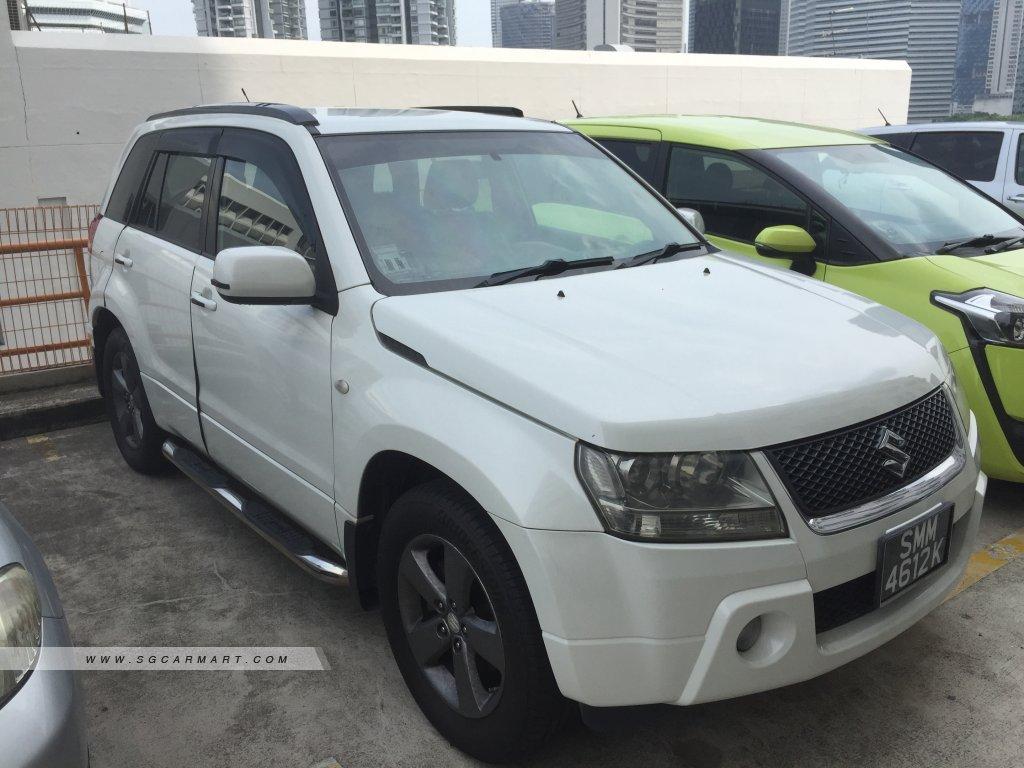 Suzuki Vitara 2.0A (COE till 02/2023)