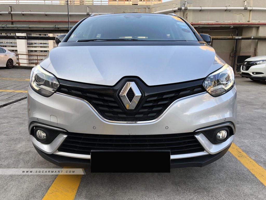 Renault Grand Scenic Diesel 1.5A dCi