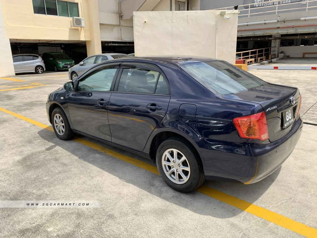 Toyota Corolla Axio 1.5A X (COE till 07/2024)